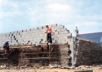 Mur Nord du Mémorial