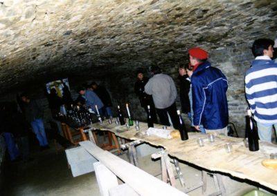 Inauguration de la Crypte